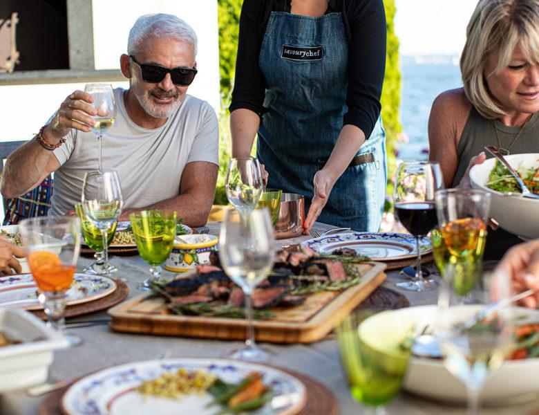 5 avantages d'un buffet avec traiteur